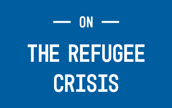 Dialogues On: The Refugee Crisis