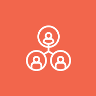network, group of people icon