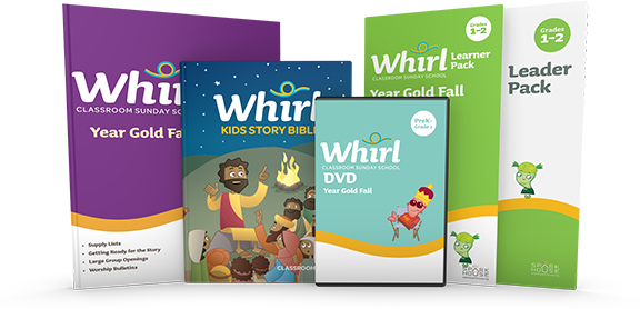 Whirl Classroom products