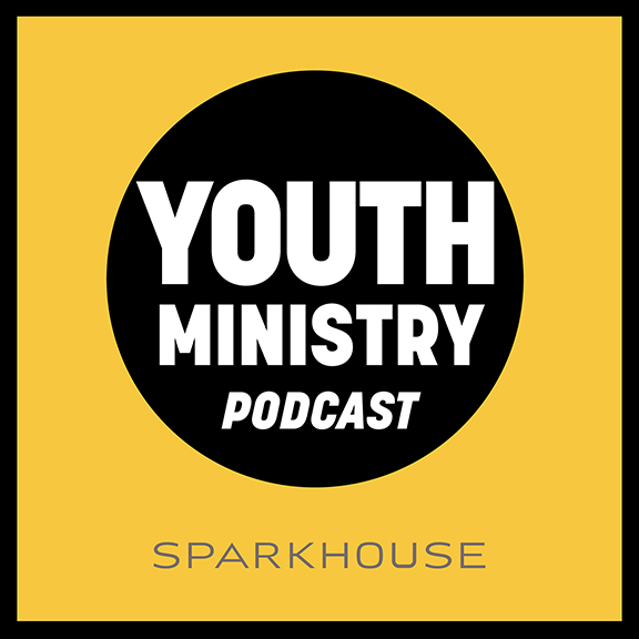Youth Ministry Podcast logo