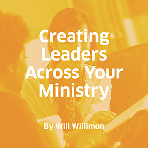 Creating leaders across your ministry